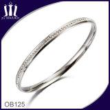 1 Kreis-Lehm Rhinesthones Armband Ob125