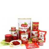 Sauce tomate en boîte