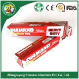 Color Box PackageのアルミニウムFoil Rill