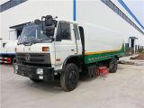 베스트셀러 Dongfeng 145 도로 스위퍼 Truck/4X2 LHD 6m3 진공 청소 거리