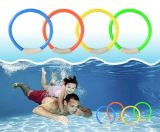 ダイビングのリングのプールのダイビングのリングのゲームのおもちゃの水泳は演劇4PCSをからかう