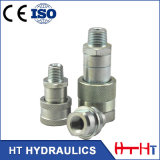 Couplage rapide pneumatique et hydraulique de haute performance de Support-Pression (ISO7241-1A)