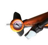 ゲージ(HPM-005)が付いているバイクのためのアルミニウム管の自転車のハンドポンプ