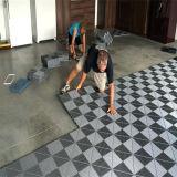 Рр Установите противоскользящие пола гаража Циндао