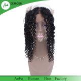 2018 100 % des Cheveux bruts aucune effusion accessoires frontal de 360