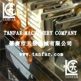 회전 가스 Yakitori Griller 기계