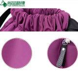 Sac occasionnel de sac à dos de Madame Polyester Nylon Sport Drawstring de mode