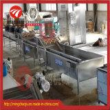 Máquina de secagem de ar de fruta contínuo Moistur Blow-Dryer em óleos vegetais