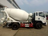 Sinotruk HOWO Cdw 4X2の軽量ミキサーのトラック