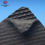 Retaining Back Wall Drainage를 위한 Geocomposite Geotextile Three Dimension 3D Geonet