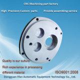 Les pièces mécaniques en aluminium/expédie les pièces de précision/pièces de rechange d'usinage CNC