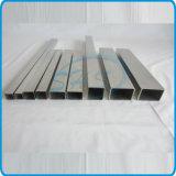 De Kleine Vierkante Leidingen van het roestvrij staal