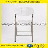 Silla plástica blanca que acampa de la venta al por mayor china