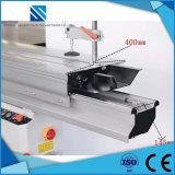 machine à bois de haute précision Table coulissante vu