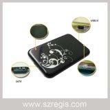 USB2.0 ultradünner Gehäuse-serienmäßigsupport 1t des Aluminium-2.5-Inch SATA HDD