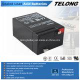 batería de plomo sellada recargable 6V4ah para la UPS
