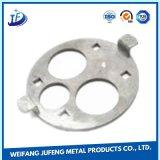 Terminal de poinçon en métal d'alliage d'aluminium d'OEM estampant des pièces pour l'état d'air