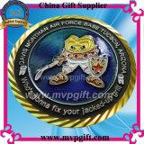 Münze des Metall3d Challgen für Militärmünzen-Geschenk (M-CC13)