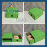 Boîte en carton ondulé plié personnalisé pour Underware