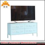 Стойка TV нового металла деревянная для живущий мебели комнаты