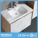Nuova vanità della stanza da bagno di stile della quercia del bagno del Governo di disegno di qualità superiore moderno dell'unità (BF134M)