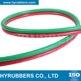 tubo flessibile di gomma della saldatura singolo/dell'ossigeno dell'acetilene propano gemellare di 10mm