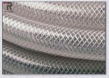 Boyaux non-toxiques transparents de PVC