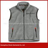 Тельняшка куртки новой ватки полиэфира конструкции 2018 дешевой безрукавный на зима (V46)
