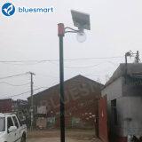 Lumière solaire de jardin de rue d'IP65 DEL avec le détecteur de mouvement