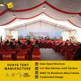 Grande tenda esterna di lusso di evento di cerimonia nuziale per 300 Seater