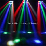 CREE 8*10W 4 in-1 RGBW LED bewegliches Armkreuz-Licht, Armkreuz-Träger-beweglicher Kopf
