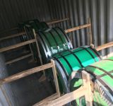 Les bandes en acier inoxydable laminés à froid (430 TISCO)