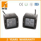 3 '' 20W 4D Orasm Offroad Square LED Work Light