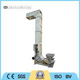 Haute efficacité de la machine de convoyeur de godet de qualité alimentaire