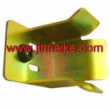 Batente de zinco da porta corrediça com dois rolos de Nylon