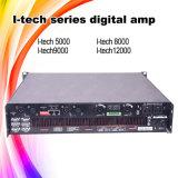 Amplificador audio da potência I-Tech5000 profissional