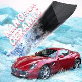 Высокое качество 100% тепла Rejectio УФ защита Nano керамического стекла автомобилей оттенка пленке 100% Авто стекла управления Sun Пленка декоративная ветер