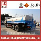 Вода топливозаправщика 6*4 воды большой емкости 15000L брызгает экспорт