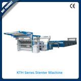가스 격렬한 직물 Stenter 기계