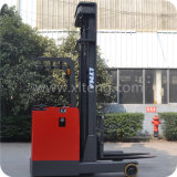 Ltma 1.5ton Capacity Mini Electric Reach Stacker Truck Stacker