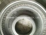 3.00-8 Molde del neumático de la forja de la carretilla