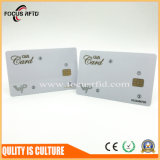アクセス制御のためのSle4442/Sle5542 RFIDの接触ICのカード