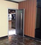 Doppelte Schwingen-Innentür, Gaststätte-hölzerne Türen, moderne Schlafzimmer-Tür-Auslegung