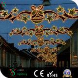 Kerstmis die OpenluchtPool aansteken zette Licht voor de Decoratie van de Straat op