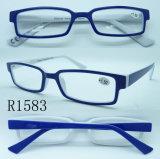 Vidrios de lectura unisex plásticos de las muestras libres R1583