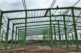 De Workshop van het Pakhuis van de Structuur van het staal met het Comité van de Muur van de Raad van het Cement van de Vezel