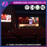 Pantalla flexible a todo color de interior del vídeo del fabricante P4 HD LED de China