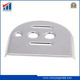 Fabrication de galvanoplastie personnalisée de tôle d'acier inoxydable