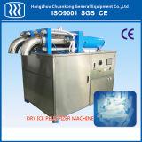 El hielo seco Pelletizer Efecto de la etapa de la luz de la máquina