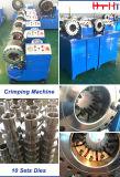 Automatico e trattare 1/4 '' '' alla macchina di piegatura del tubo flessibile idraulico 2